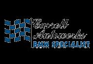 carroll autowerks bmw logo,190x130
