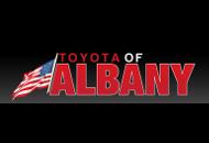 toyota of albany logo, 190x130